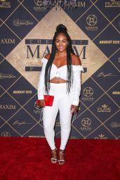 Brandi Maxiell – Maxim Hot 100 Party in Los Angeles 06/24/2017