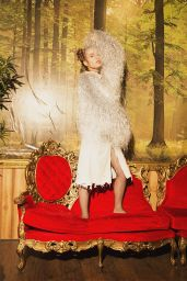 Bridgit Mendler - Photoshoot for Ladygunn Magazine July 2017