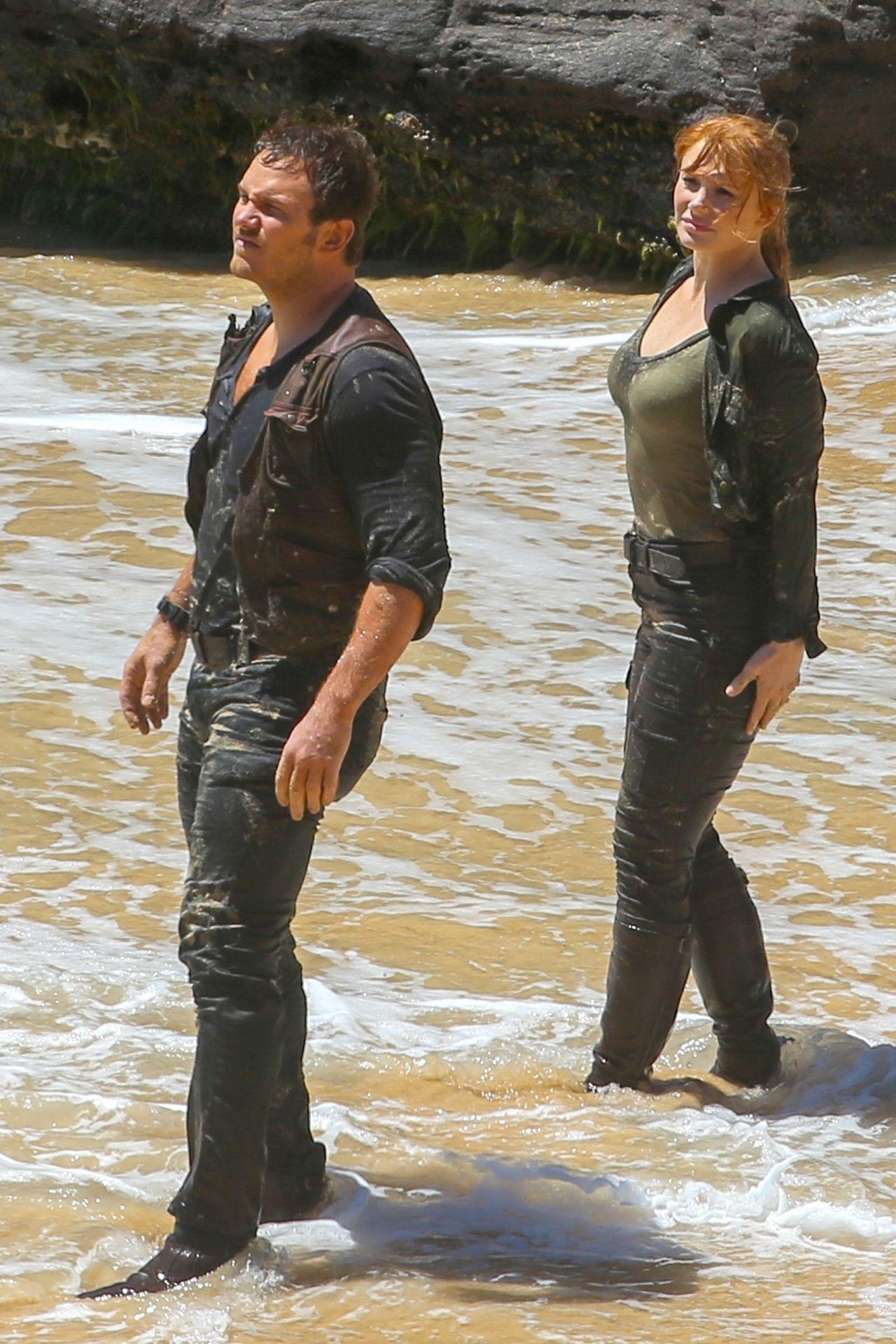Bryce Dallas Howard Jurassic World
