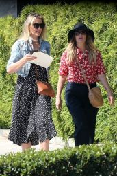 Cameron Diaz and Drew Barrymore - Shopping on Melrose Place in West Hollywood 07/15/2017