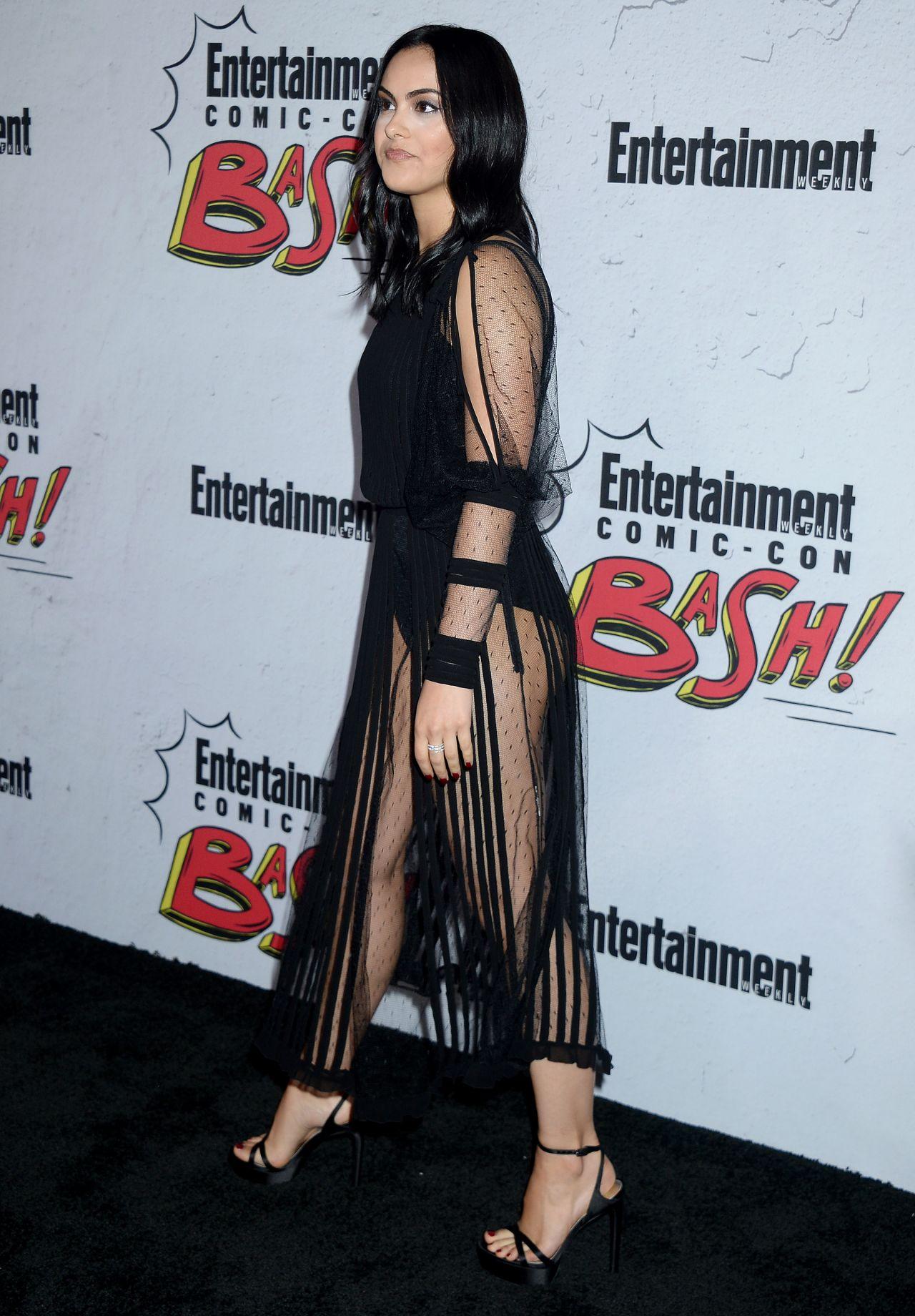Camila Mendes Ew Party At San Diego Comic Con 07 22 2017