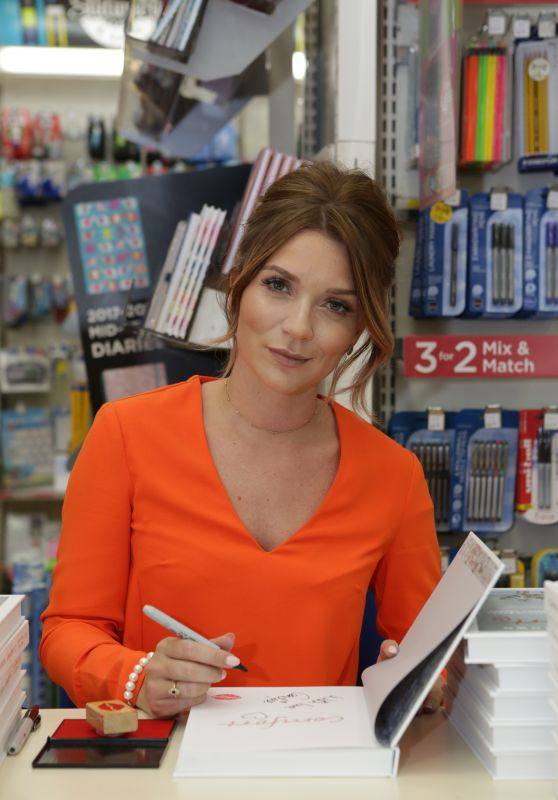 Candice Brown - Signs Copies of Her Debut Cookbook in London 07/20/2017