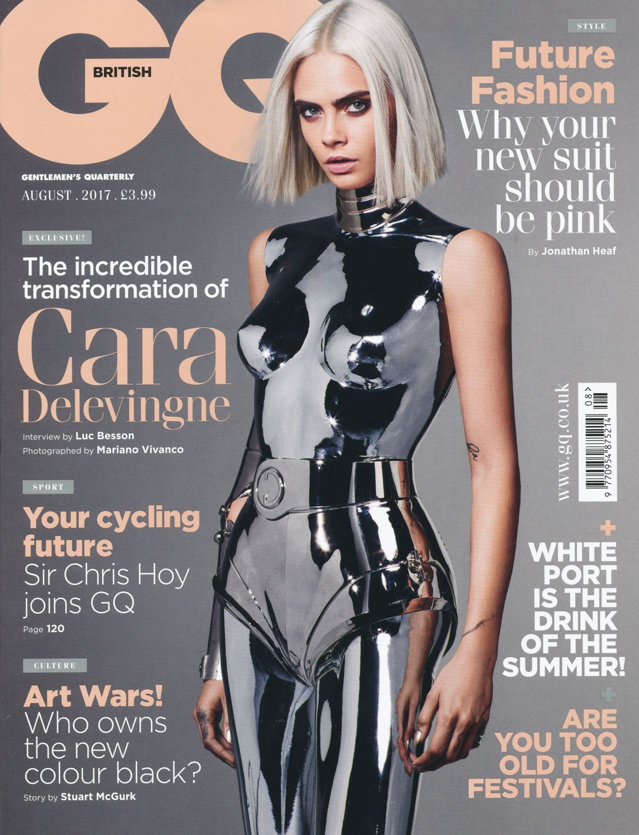 Beyonce GQ Cover: Singer Shows Major Skin On Magazine
