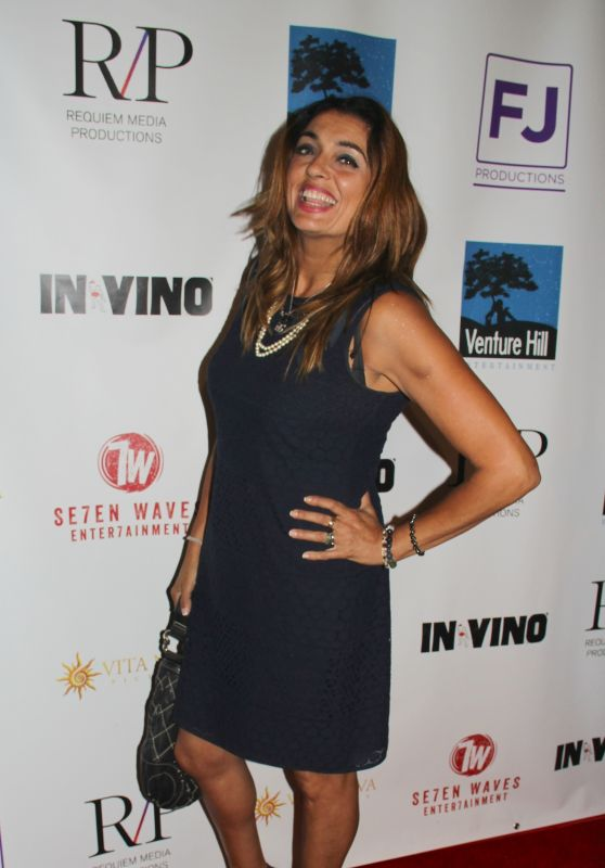 "Carmen Diaz Medina – ""In Vino"" Preview Screening in Beverly Hills 07/27/2017"