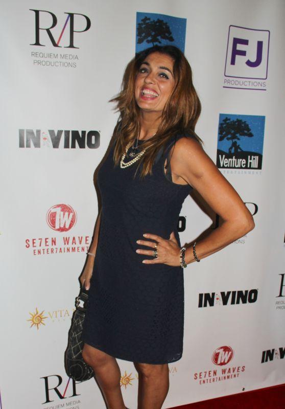 """Carmen Diaz Medina – """"In Vino"""" Preview Screening in Beverly Hills 07/27/2017"""