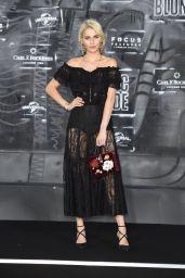 "Caro Daur – ""Atomic Blonde"" Premiere in Berlin 07/17/2017"