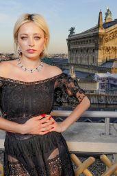 Caroline Vreeland – Bulgari Pop Store Launch in Paris 07/04/2017