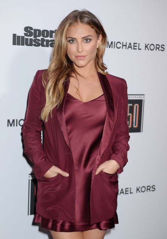 Cassie Scerbo – SI Fashionable 50 in Hollywood 07/18/2017