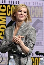 Cate Blanchett - Marvel Studios Panel at San Diego Comic-Con 07/22/2017