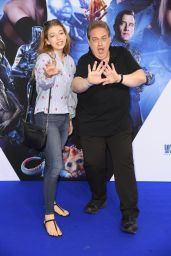 """Celina Kalkofe – """"Valerian and the City of a Thousand Planets"""" Premiere in Berlin 07/19/2017"""