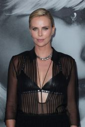 """Charlize Theron - """"Atomic Blonde"""" Premiere in Los Angeles 07/24/2017"""