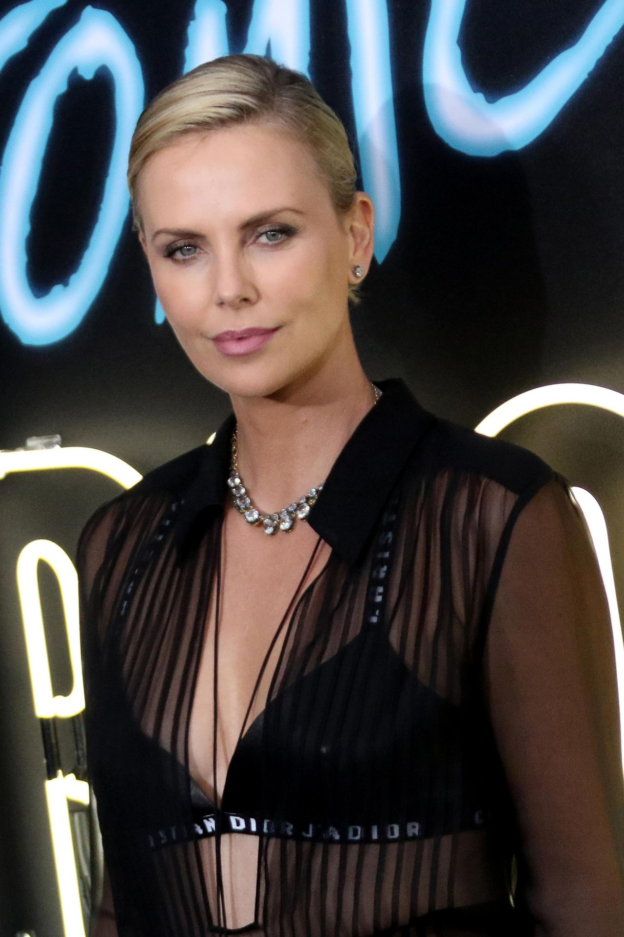 "Charlize Theron - ""Atomic Blonde"" Premiere in Los Angeles ... Charlize Theron"