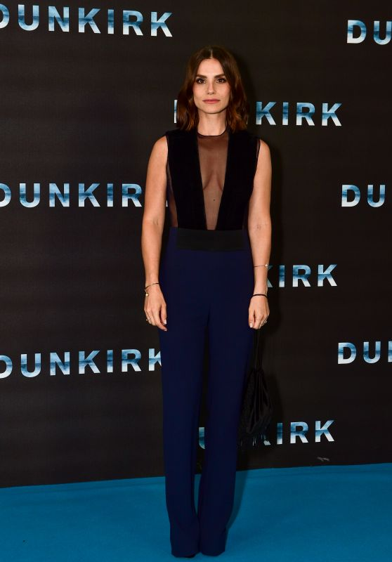 "Charlotte Riley – ""Dunkirk"" World Premiere in London 07/13/2017"
