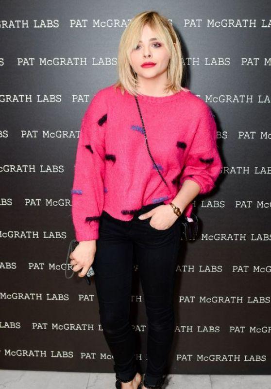 Chloe Grace Moretz - Pat McGrath Lust Launch Party 07/17/2017