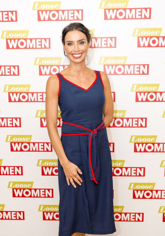 Christine Bleakley - Loose Women TV Show in London 07/03/2017
