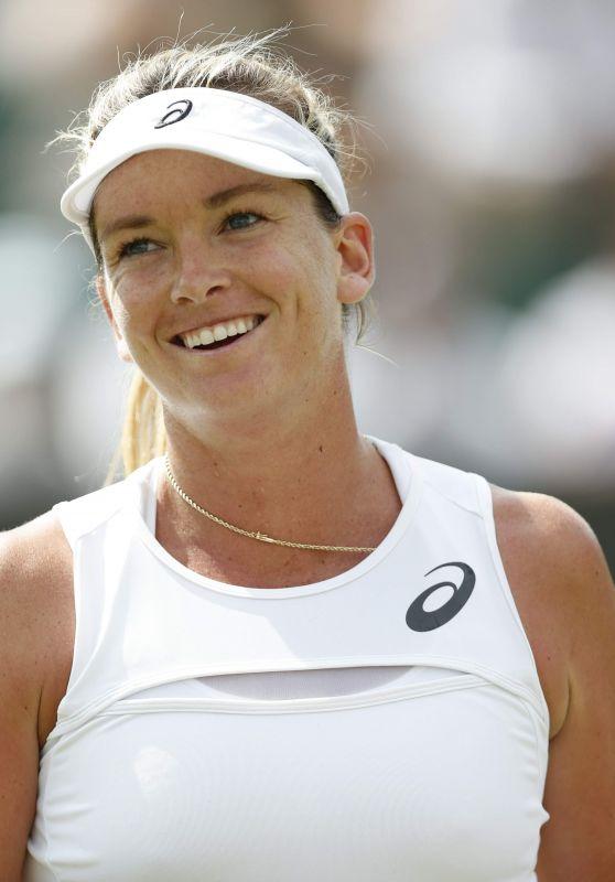 Coco Vandeweghe – Wimbledon Championships 07/10/2017
