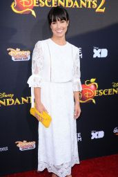 "Constance Zimmer – Disney's ""Descendants 2"" Premiere in Los Angeles 07/11/2017"