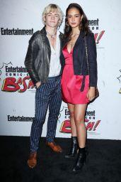 Courtney Eaton & Ross Lynch – EW Party at San Diego Comic-Con International 07/22/2017