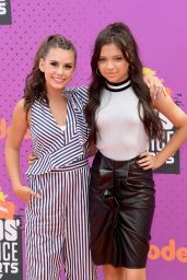 Cree Cicchino – Nickelodeon Kids' Choice Sports Awards in Los Angeles 07/13/2017
