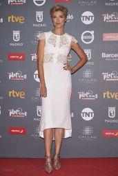 Cristina Urgel – Platino Awards in Madrid 07/20/2017
