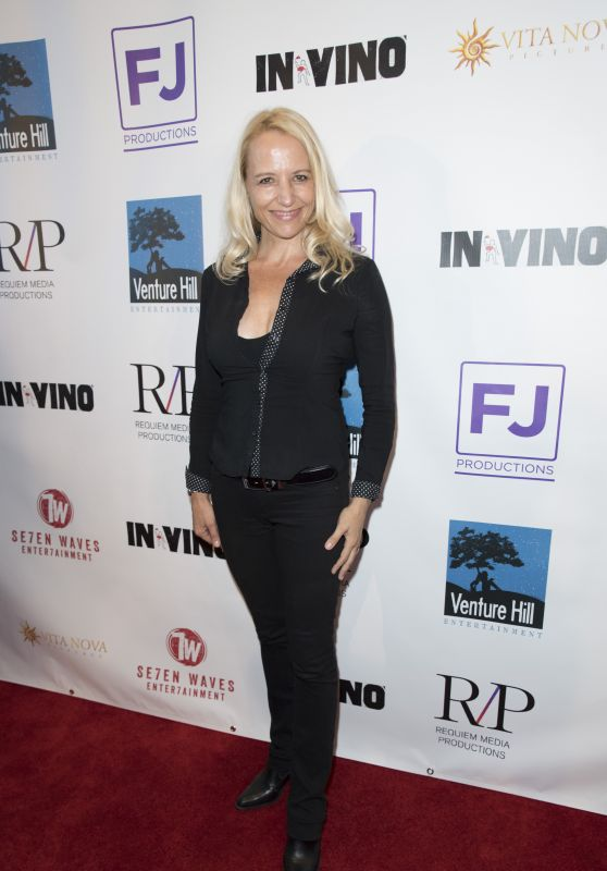 """Daisy Lang – """"In Vino"""" Preview Screening in Beverly Hills 07/27/2017"""