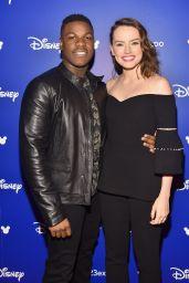 Daisy Ridley – Disney's D23 EXPO 2017 in Anaheim 07/15/2017
