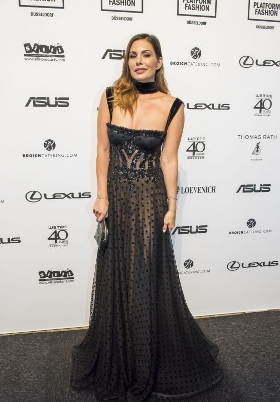 Daniela Michalski – Thomas Rath Fashion Show in Düsseldorf 07/23/2017
