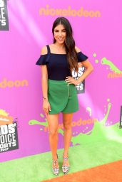 Daniella Monet – Nickelodeon Kids' Choice Sports Awards in Los Angeles 07/13/2017