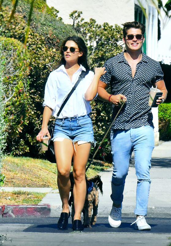 Danielle Campbell & Gregg Sulkin - Los Angeles 07/25/2017