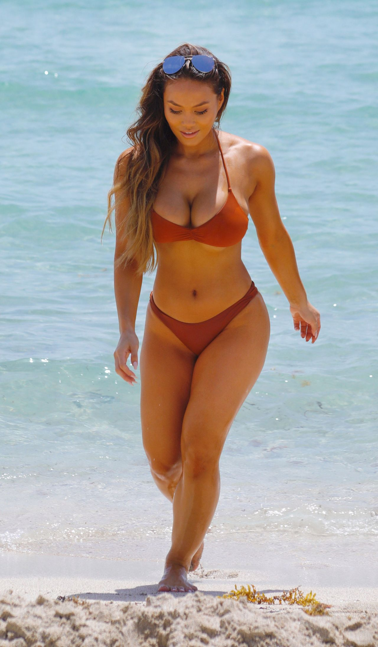 Daphne Joy In A Teeny Bikini On Miami Beach 07242017-1615