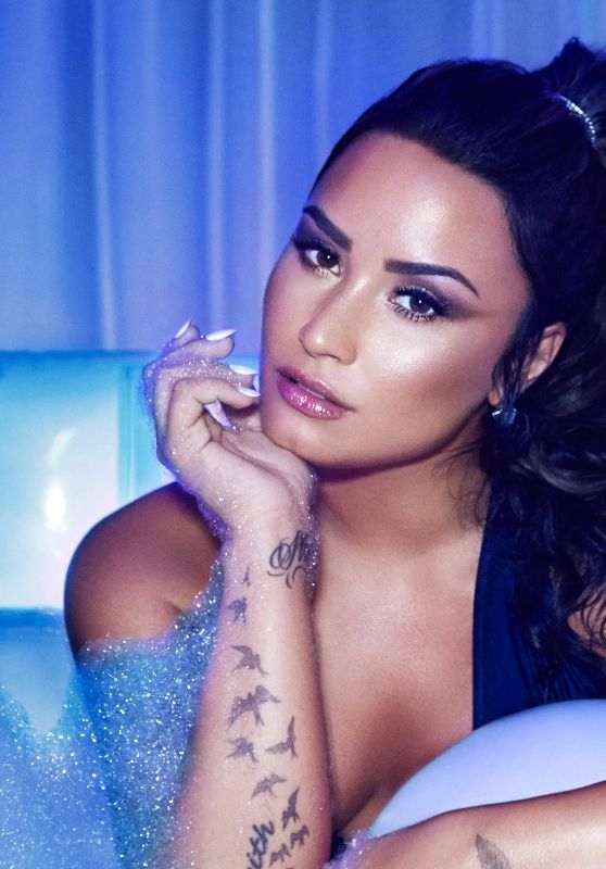 Demi Lovato Photoshoot For Sorry Not Sorry July