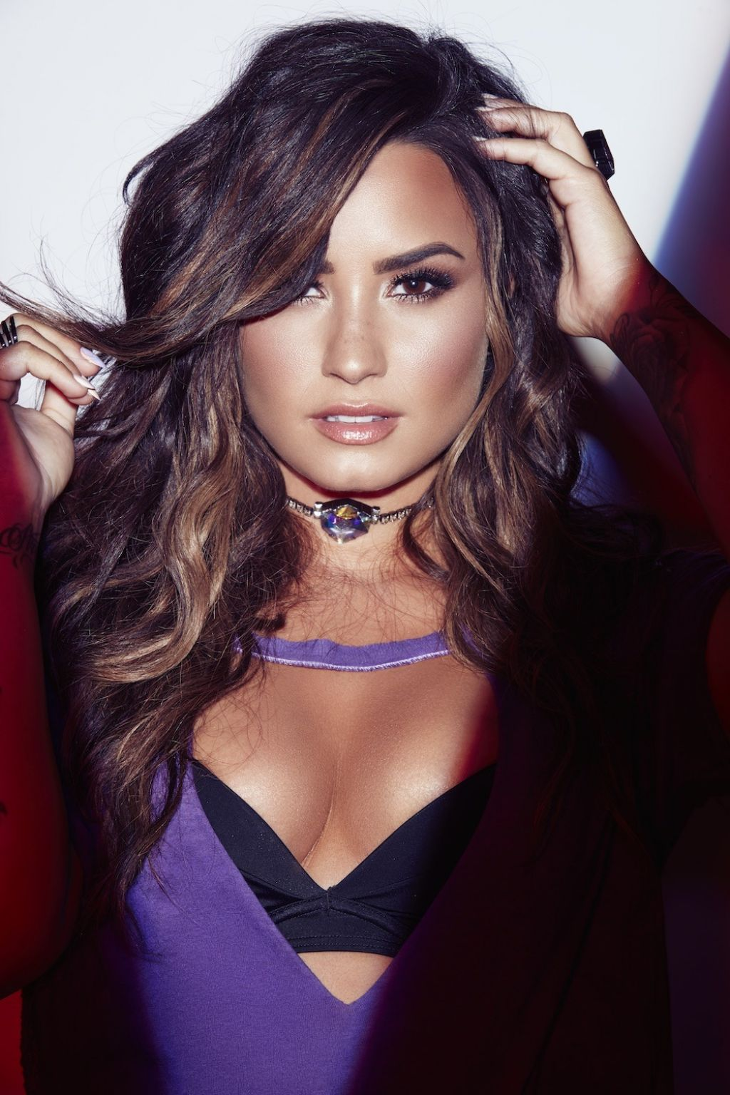 Demi Lovato - Photoshoot for Sorry Not Sorry, July 2017