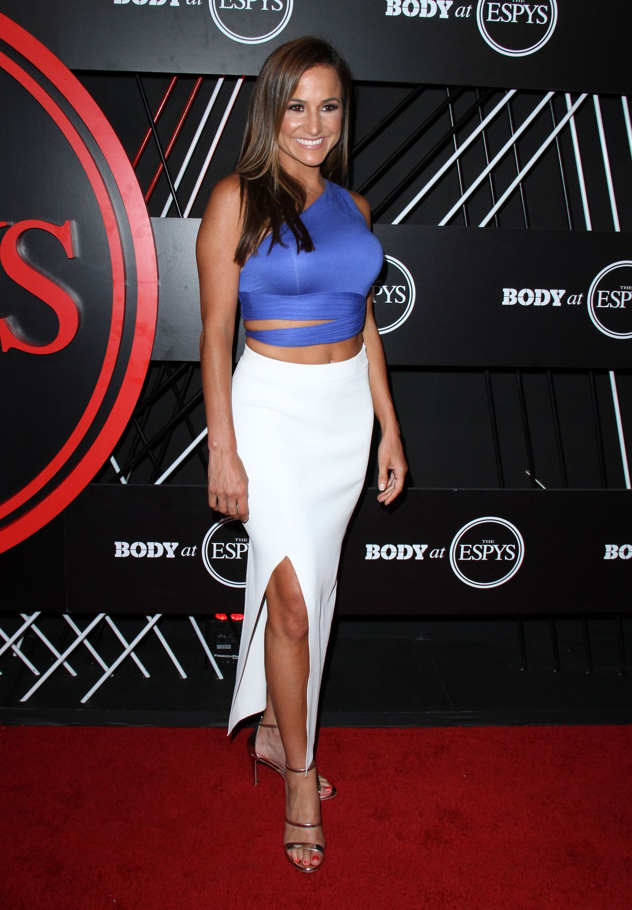 Dianna Russini - ESPYS 2019 Awards in Los Angeles-01
