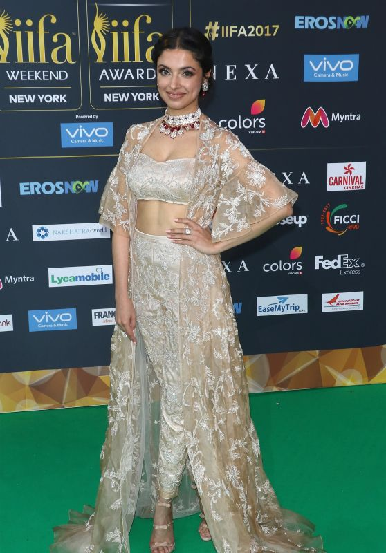 Divya Khosla Kumar – International Indian Film Academy Festival in New Jersey 07/14/2017