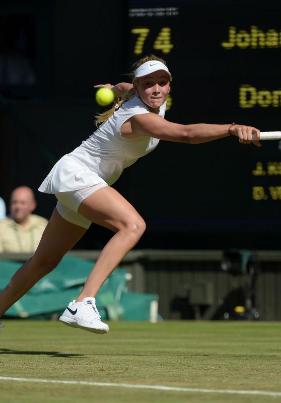 Donna Vekic – Wimbledon Championships in London 07/05/2017