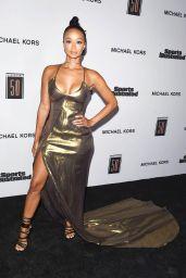 Draya Michele - SI Fashionable 50 in Hollywood 07/18/2017