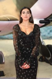 "Dua Lipa – ""Dunkirk"" World Premiere in London 07/13/2017"