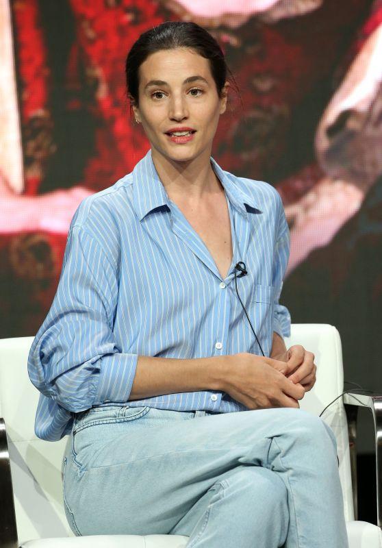 "Elisa Lasowski - ""Versailles"" TV Show Panel at TCA Summer Press Tour in LA 07/29/2017"