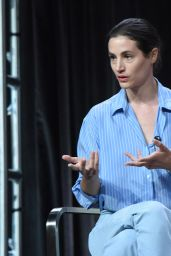 "Elisa Lasowski - ""Versailles"" TV Show Panel at TCA Summer Press Tour in LA 07/29/2017"