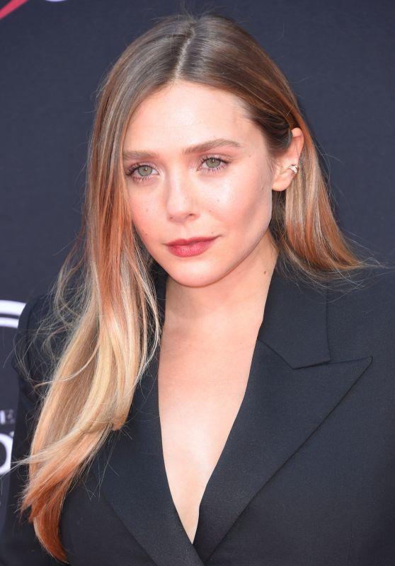 Elizabeth Olsen - ESPY Awards in Los Angeles 07/12/2017