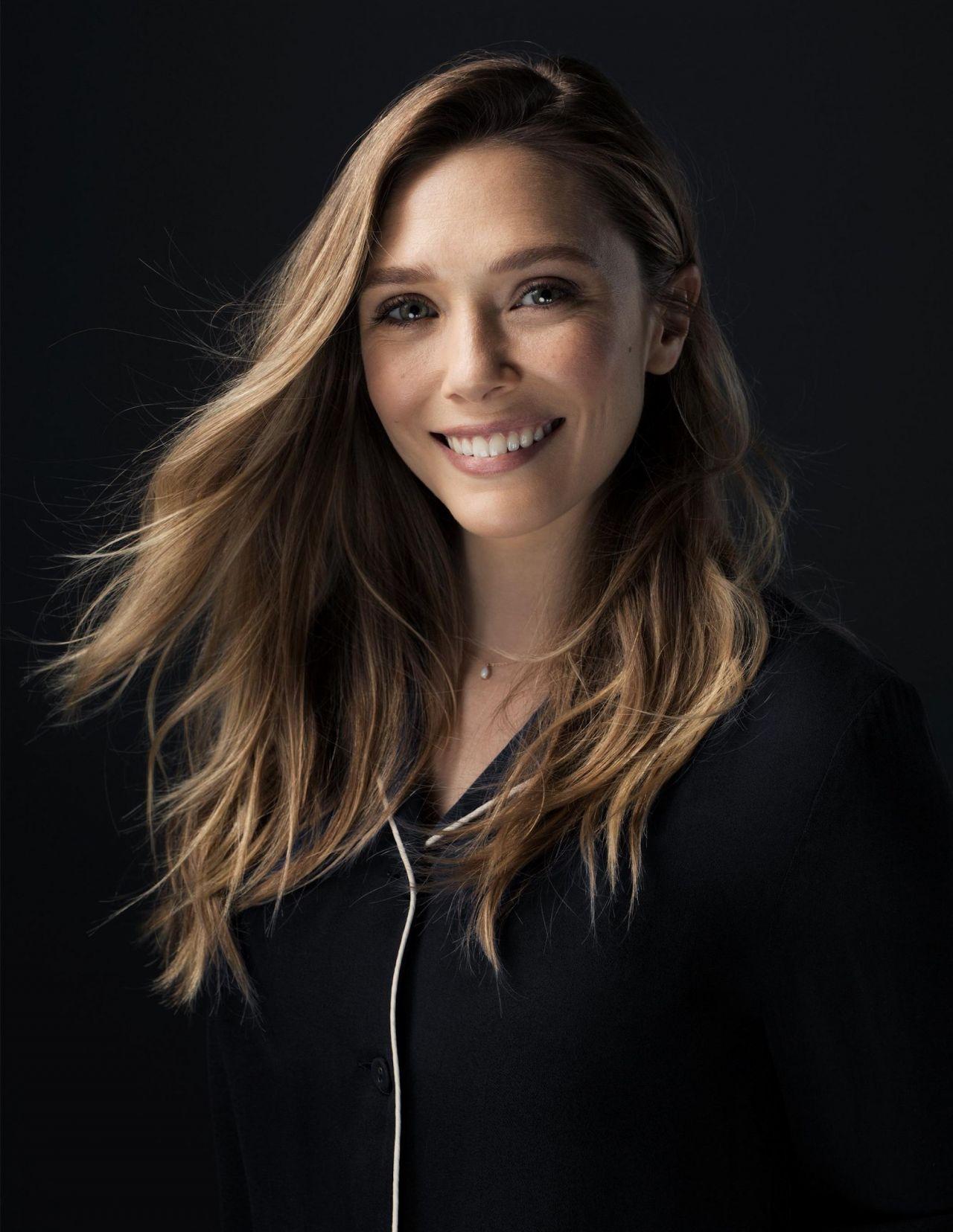 Elizabeth Olsen - Photoshoot for MovieMaker Magazine (2017 ...