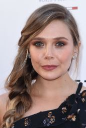 "Elizabeth Olsen - ""Wind River""Premiere in Los Angeles 07/26/2017"