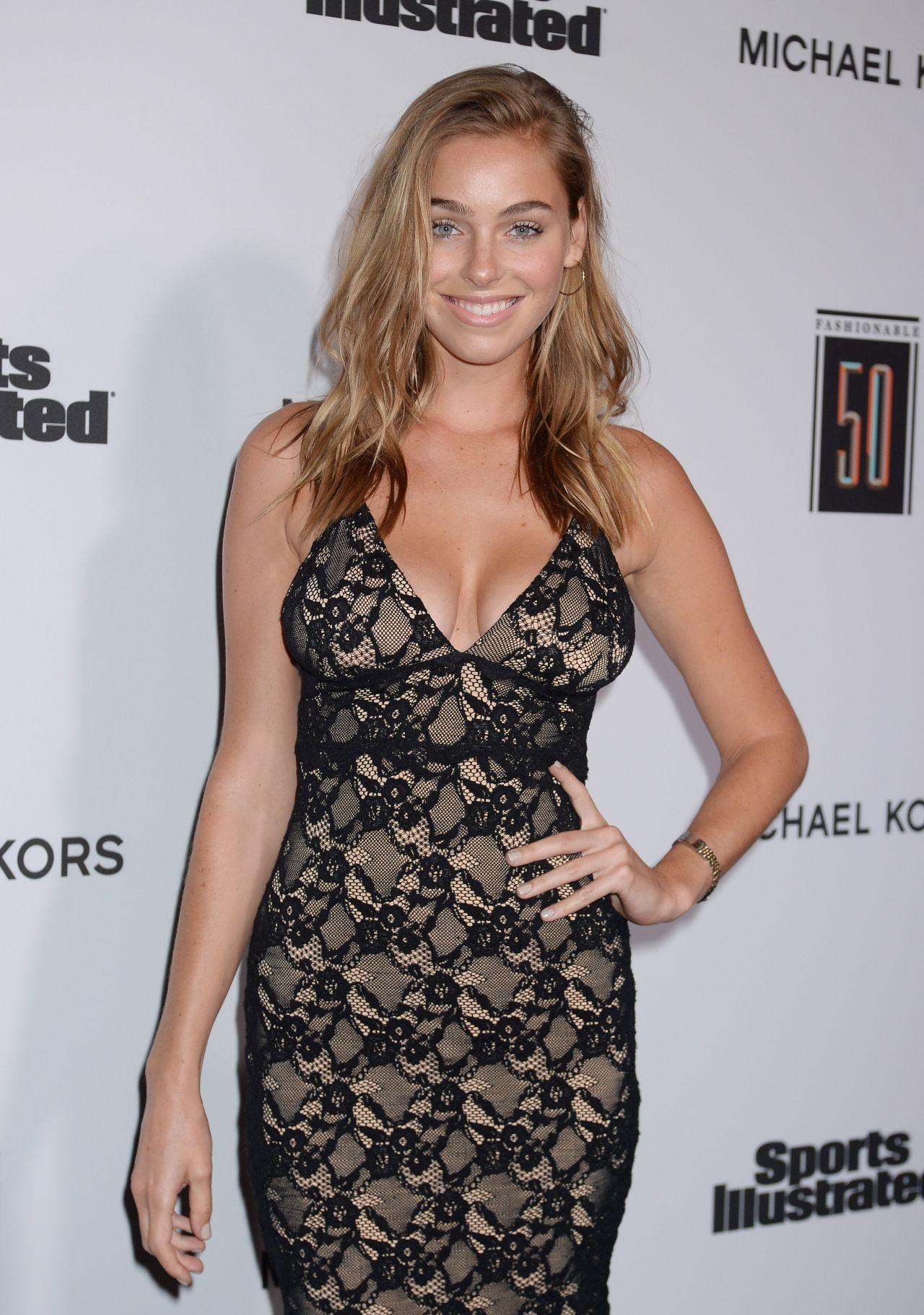 Elizabeth Turner - Sports Illustrated Fashionable 50 in Hollywood 07/18/2017