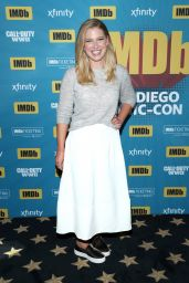 Ellen Woglom – #IMDboat At San Diego Comic-Con 07/20/2017