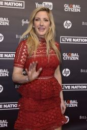 Ellie Goulding – Global Citizen Festival in Hamburg, Germany 07/06/2017
