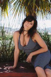 Elysia Rotaru - Photoshoot for Savoie Clothing Summer 2017