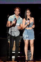 Emeraude Toubia - MTV Fandom Fest at PETCO Park in San Diego 07/21/2017