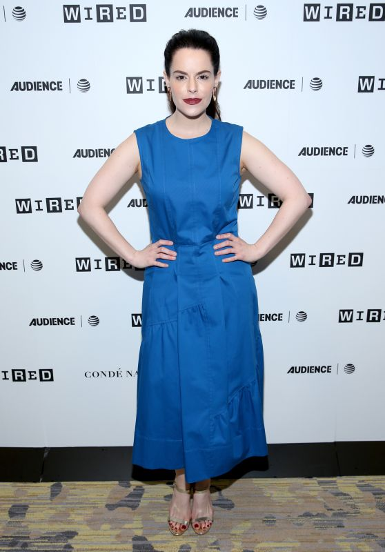 Emily Hampshire – 2017 WIRED Cafe at Comic Con in San Diego