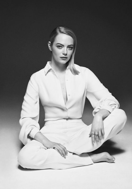 Emma Stone - Out Magazine August 2017 Photos