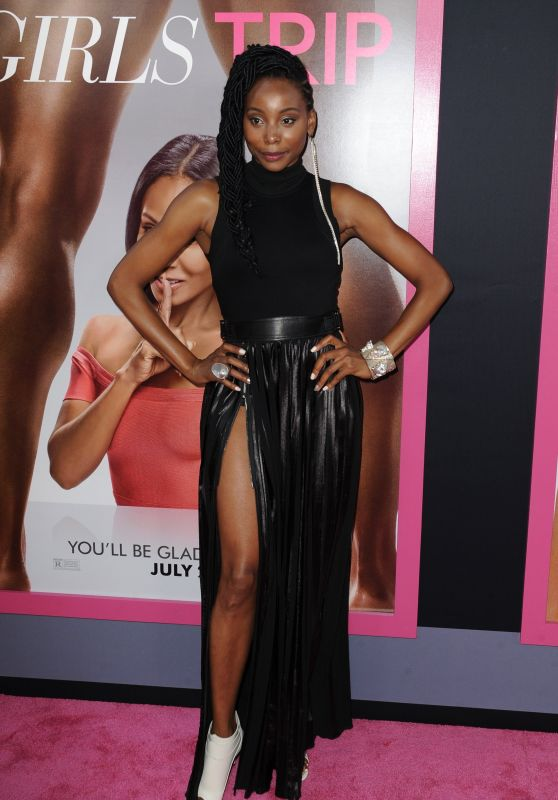 "Erica Ash – ""Girls Trip"" Premiere in Los Angeles"